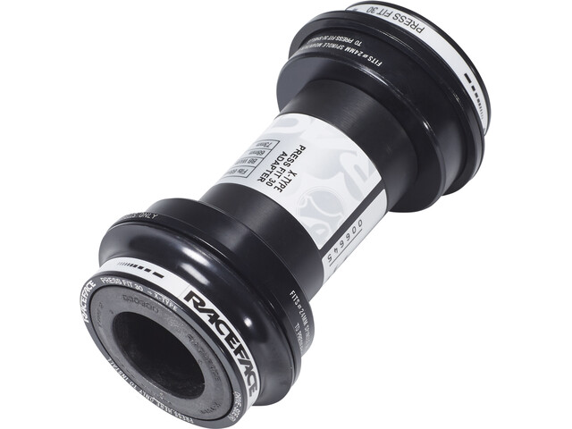 Race Face X-Type Innenlager Pressfit 30 Adapter 68/73mm schwarz